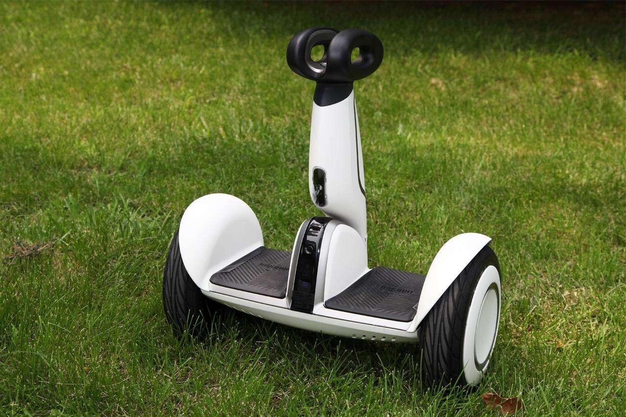 风靡北京的电动平衡车好学吗